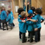 14th Beaver Scouts - Grouping games